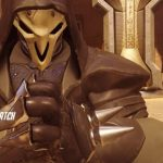 Overwatch – calm and easy…. Reaper+Reinhardt ultis :D