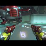 Overwatch – Sneaky Tracer and blind (diamond?) oponnents ;)